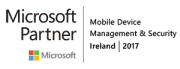 Microsoft Mobile Device Management and Security Award 2017 Ireland