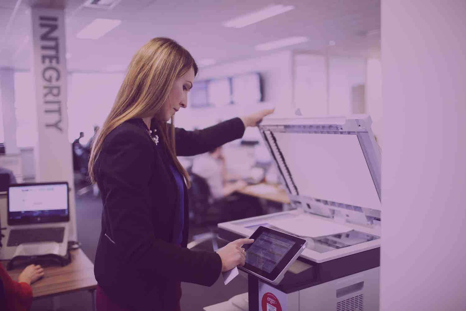 Microsoft Extends Managed Print Services Partnership with Ergo