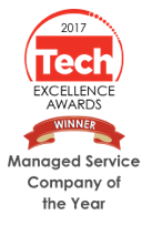 Tech Excellence 2017 - Managed Services