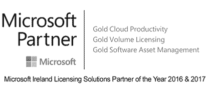 Microsoft Licensing Partner of the year Ireland 2017