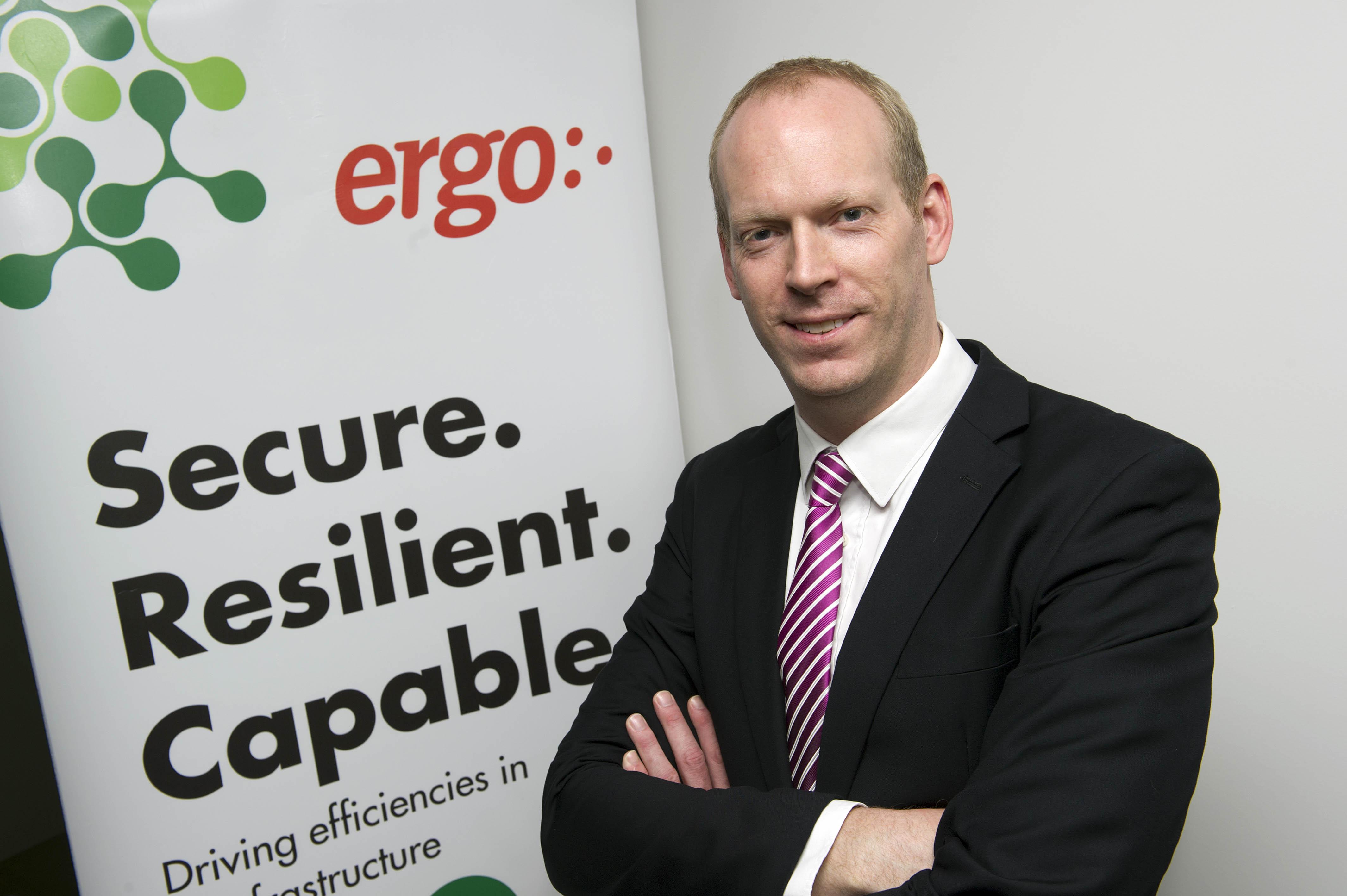 Ergo - David Kernan, Data Services Team Lead