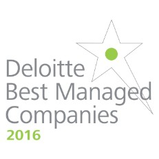 Ergo Retain Gold Standard as a Deloitte Best Managed Company for 2016