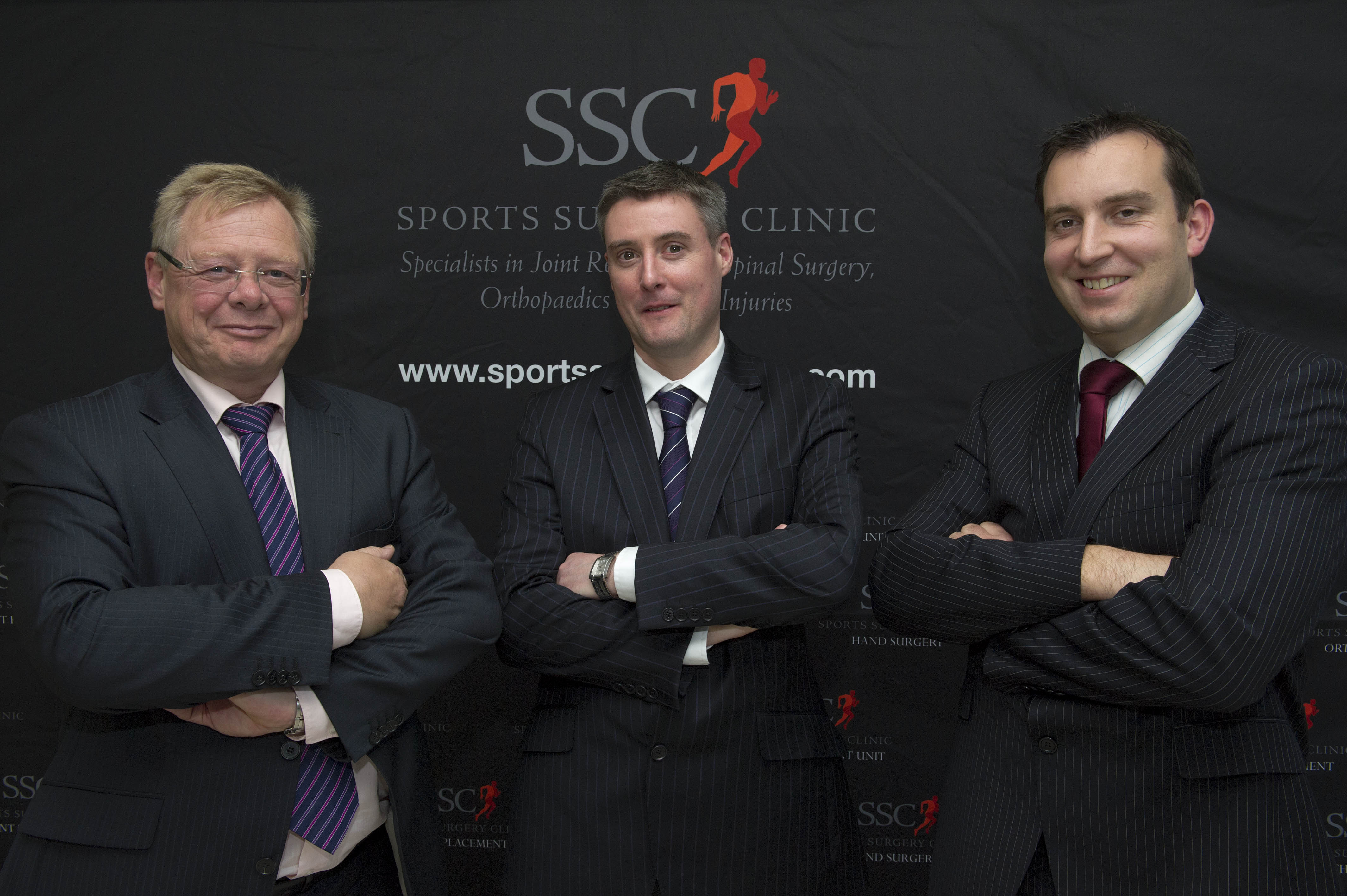 Ergo IT Managed Services Sports Surgery Clinic