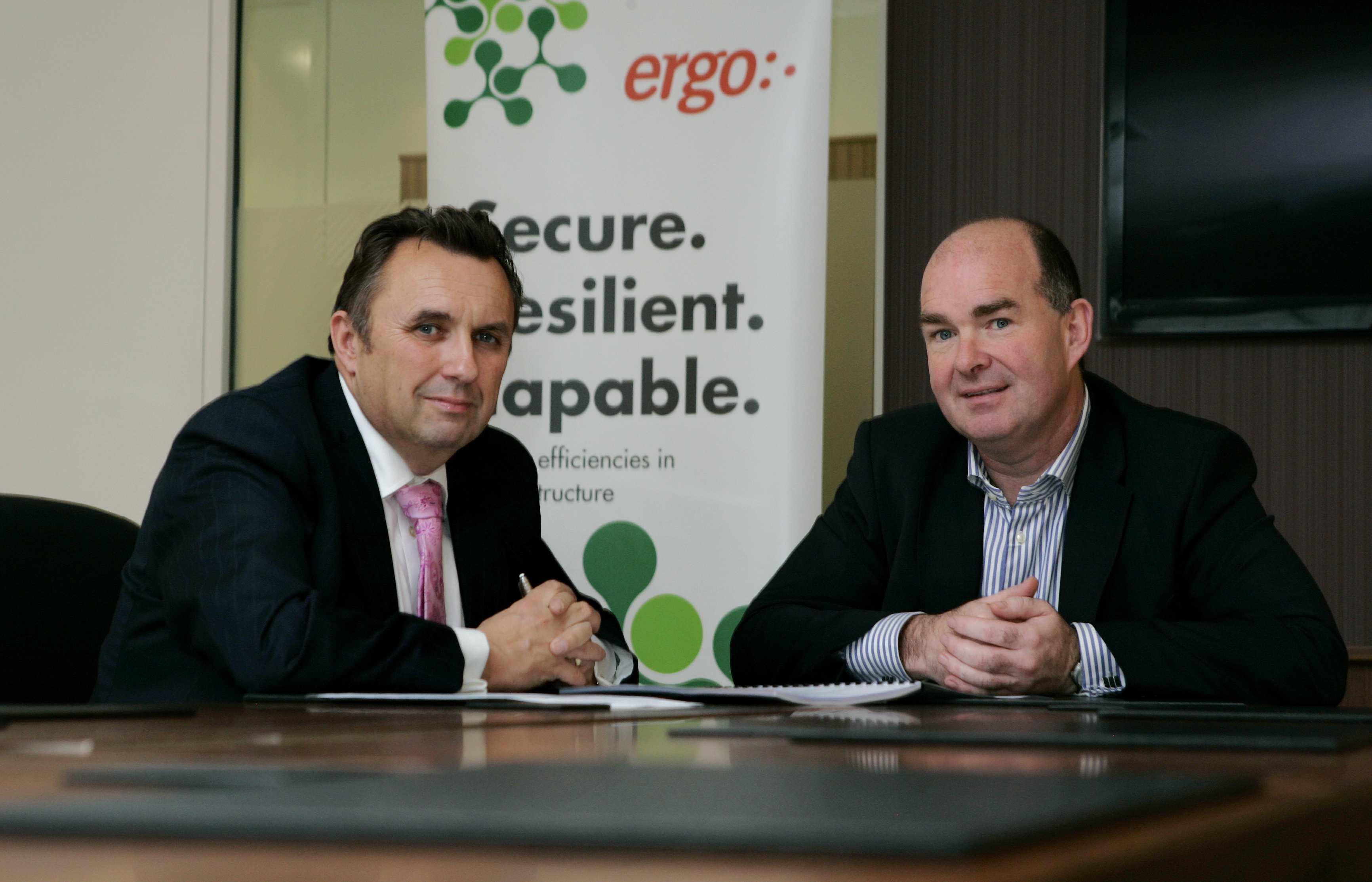 Ergo Acquires CDSoft