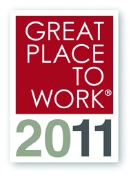 Ergo Listed as one of the Best SME Workplaces 2011