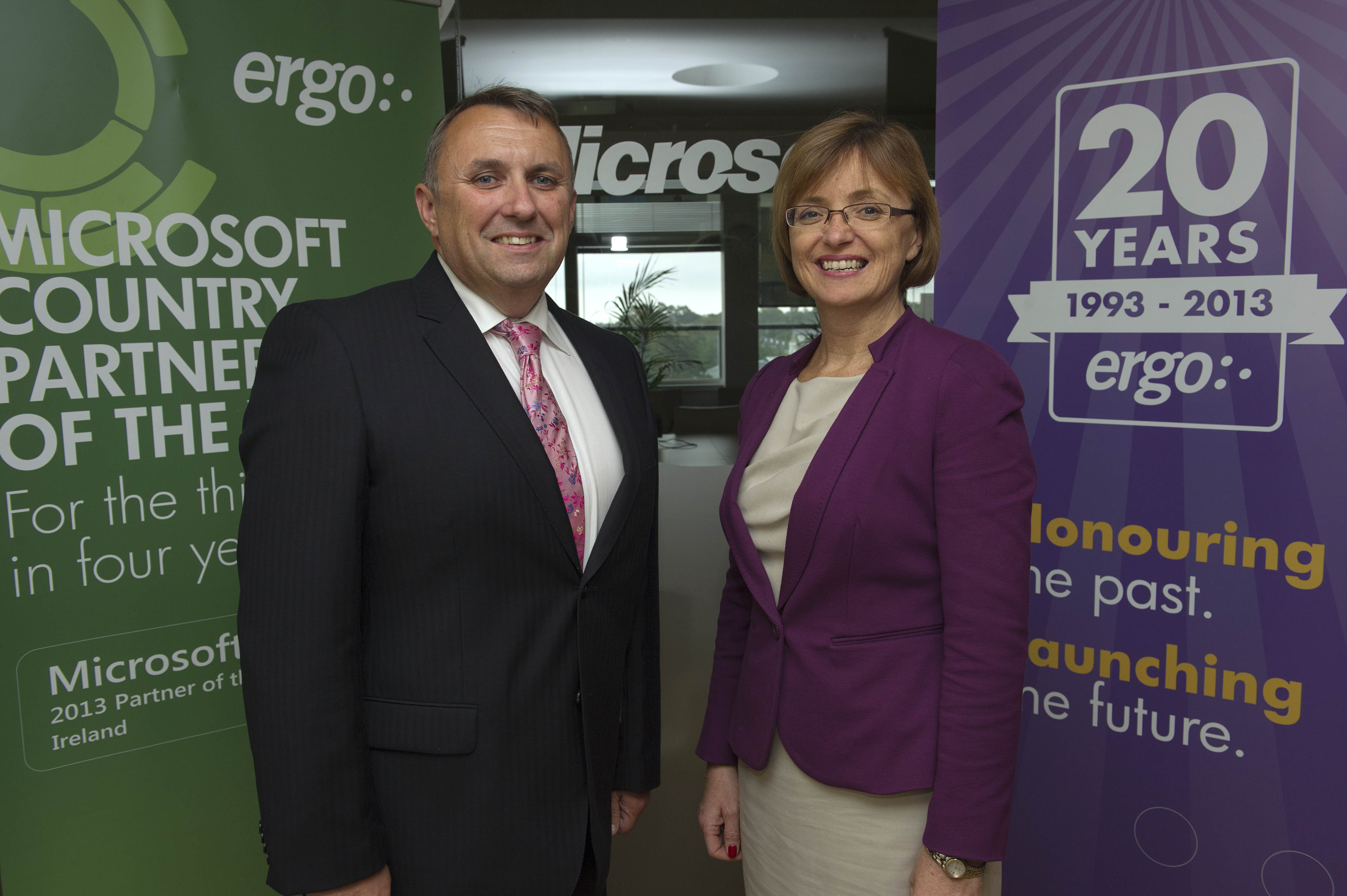Ergo celebrate 20 Years in Business