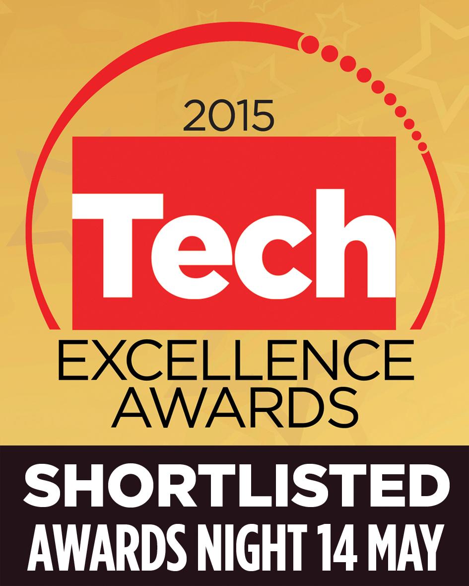 Ergo - Tech Excellence Awards - 2015