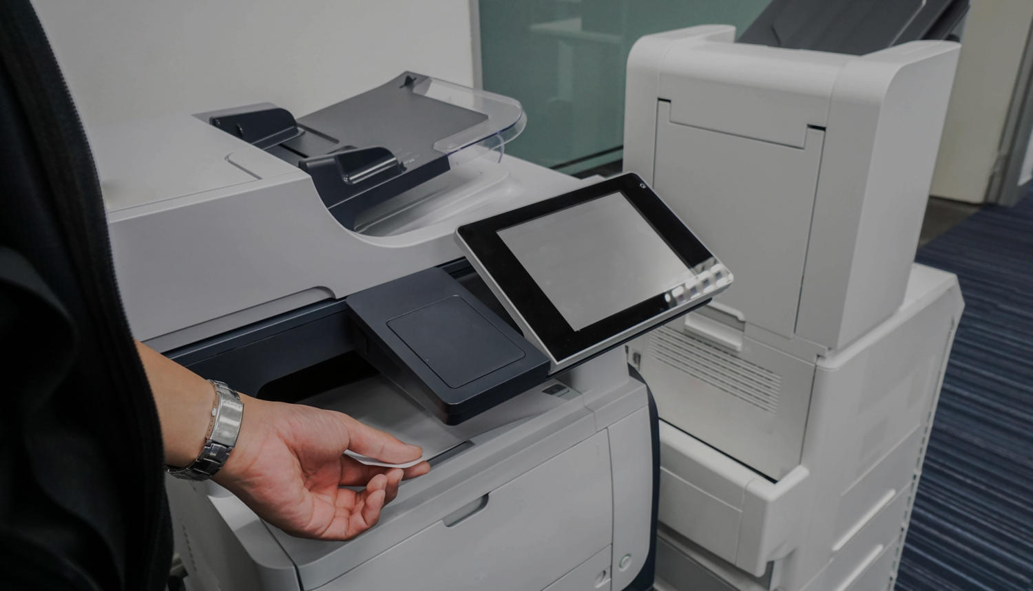Managed Print Services Solves Costly Problems for Eir