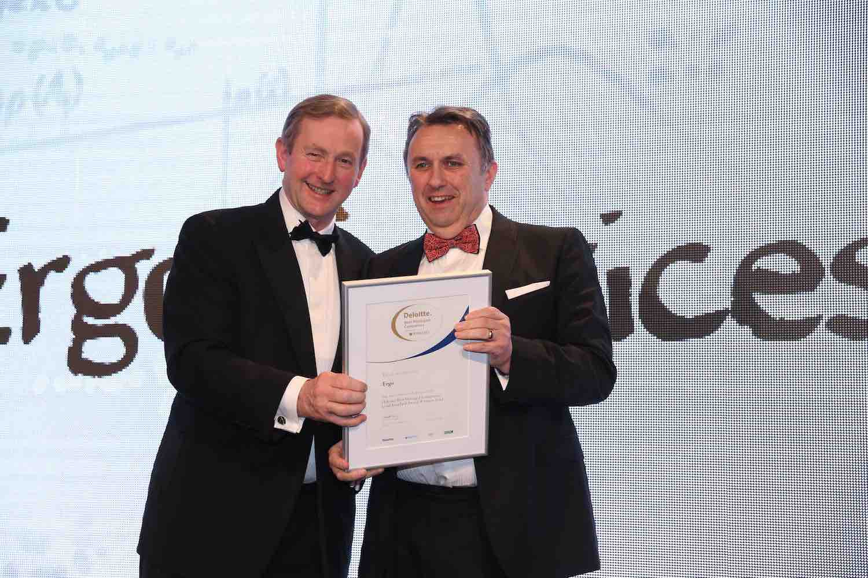 Ergo - Deloitte Gold Standard Best Company 2014