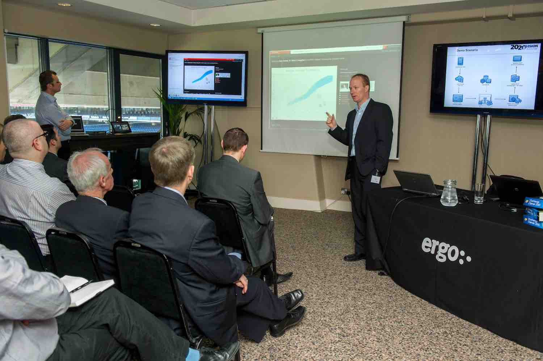 Ergo -20-20 Vision Event